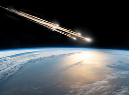 Sometimes Meteors Strike the Earth - Featured Perspectives