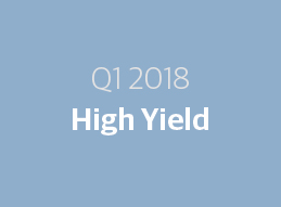 High-Yield Corporate Bonds: A Fundamentally Stable Credit Environment - Image Thumbnail