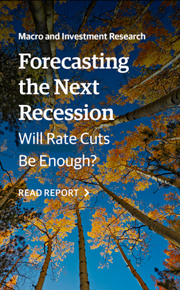 Forecasting the Next Recession - Updating Our Timing