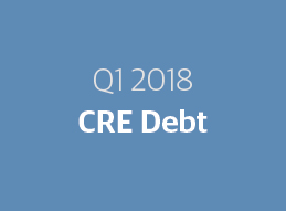 Commercial Real Estate Debt: A Bright Outlook for 2018 - Image Thumbnail
