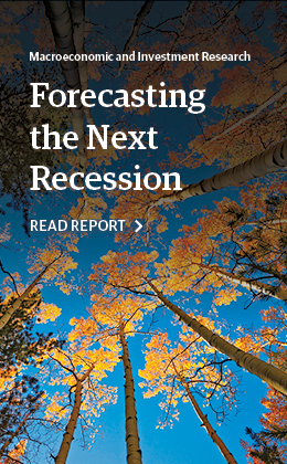 Forecasting the Next Recession