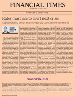 Financial Times Reprint